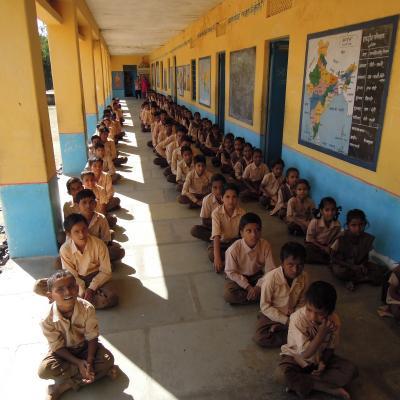 Témoignage de Michele et Céline dans une école en Inde